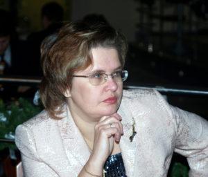 Вікторія Сухореброва